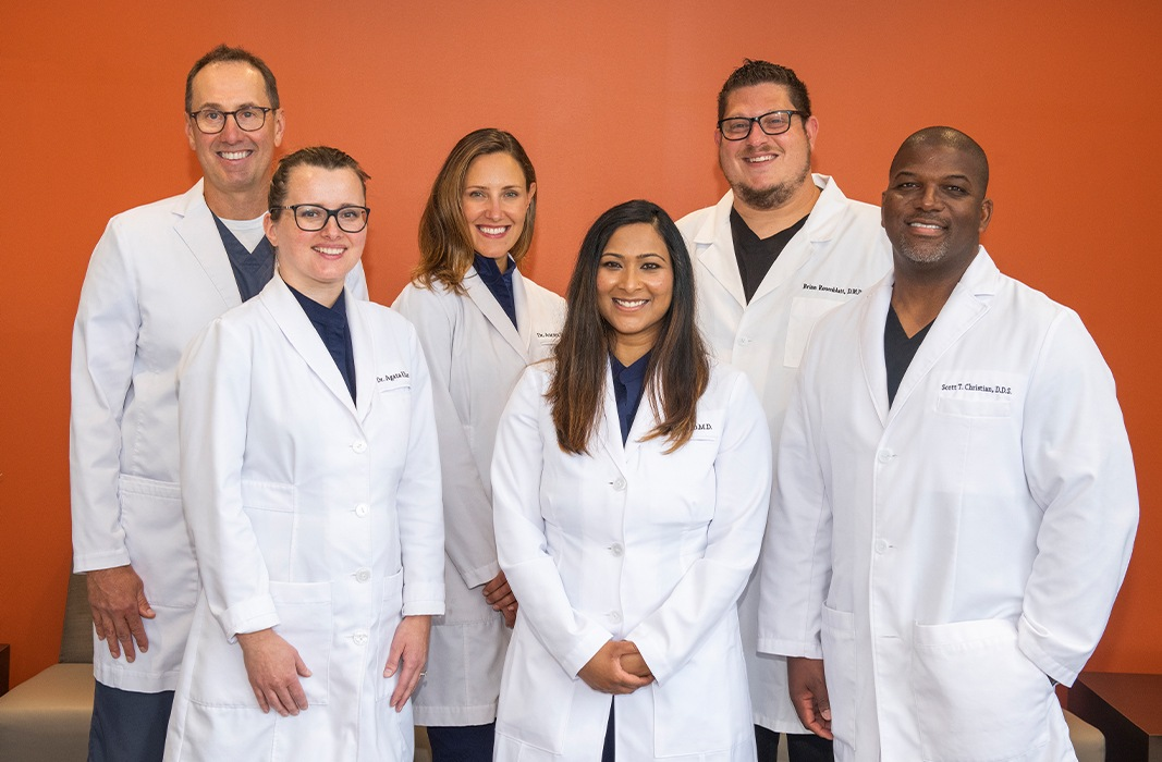 The team of Arlington Heights dentists