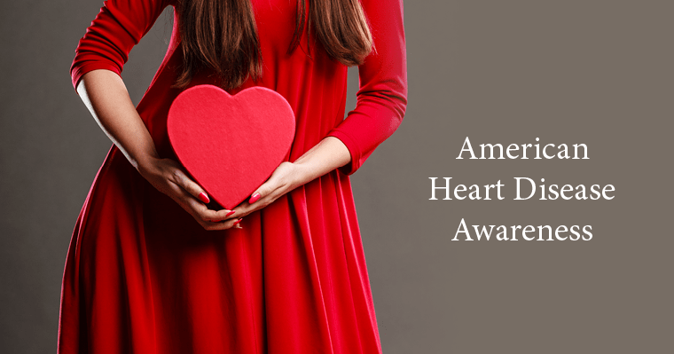 Did you know that heart disease is the #1 killer for women in America?