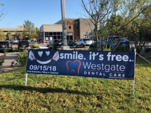 westgate free dental care day